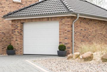 Garage en en briques
